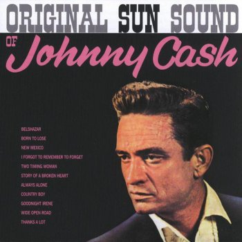 Johnny Cash Goodnight Irene