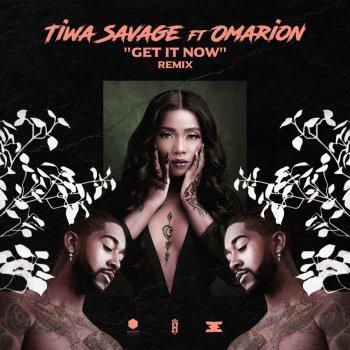 Tiwa Savage feat. Omarion Get It Now (Remix)