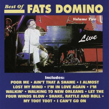 Fats Domino Aint That a Shame (Live)