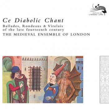Johannes Galiot, The Medieval Ensemble Of London, Peter Davies & Timothy Davies Le sault perilleux