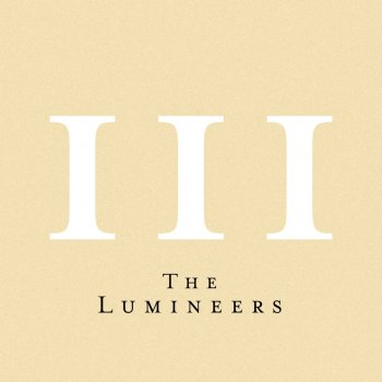 The Lumineers Salt and the Sea